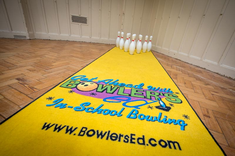 Funky Fitness 10 Pin Bowling